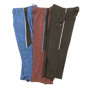 Set of 3 Old Navy boys 6/7 active pants